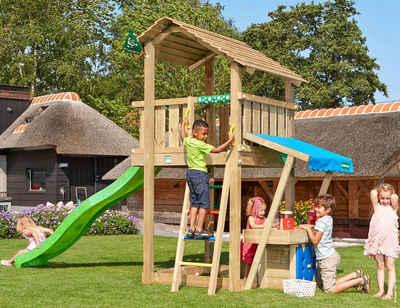 Jungle Gym Spielturm »Jungle Shelter Mini Market«, BxTxH: 176x440x290 cm