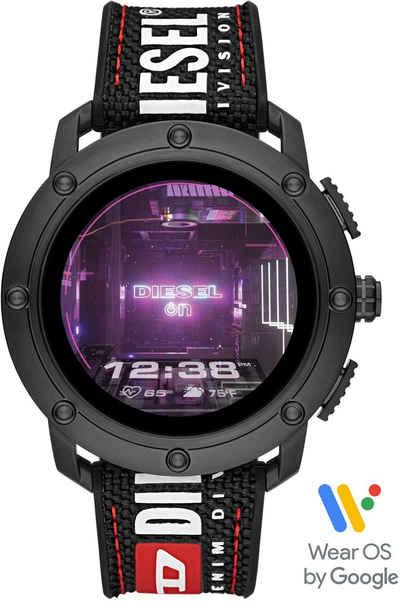 DIESEL ON AXIAL, DZT2022 Smartwatch (Wear OS by Google)