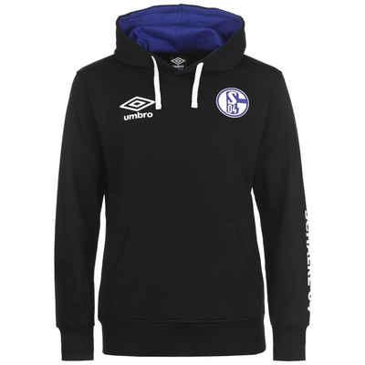 Umbro Kapuzenpullover »Fc Schalke 04 Icon Oh«