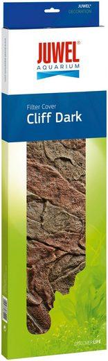 JUWEL AQUARIEN Aquariendeko »Filtercover Cliff Dark«, 2-teilige Filterverkleidung