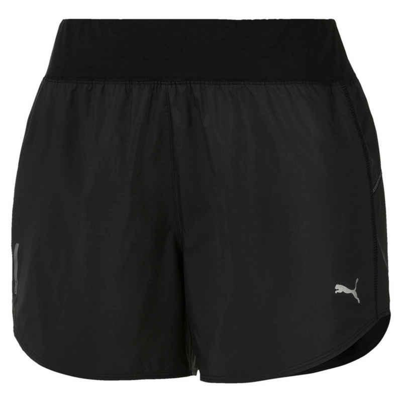 PUMA Shorts »IGNITE Damen Laufshorts«