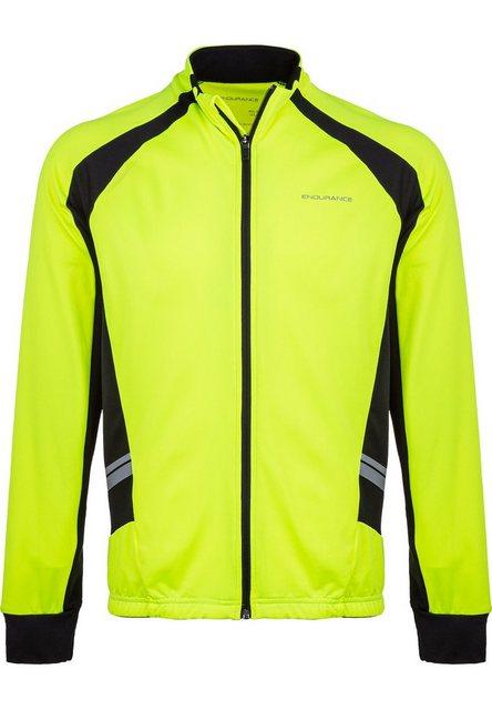 ENDURANCE Fahrradjacke »VERNER M Bike Jacket« mit reflektierenden Elementen