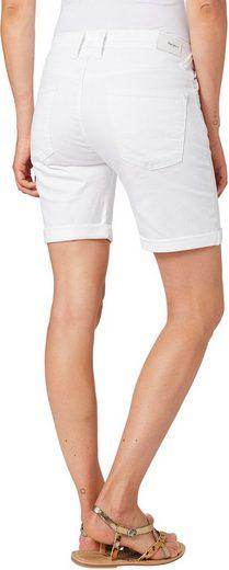 Pepe Jeans Jeansshorts »POPPY« mit Stretch & krempelbaren Beinen