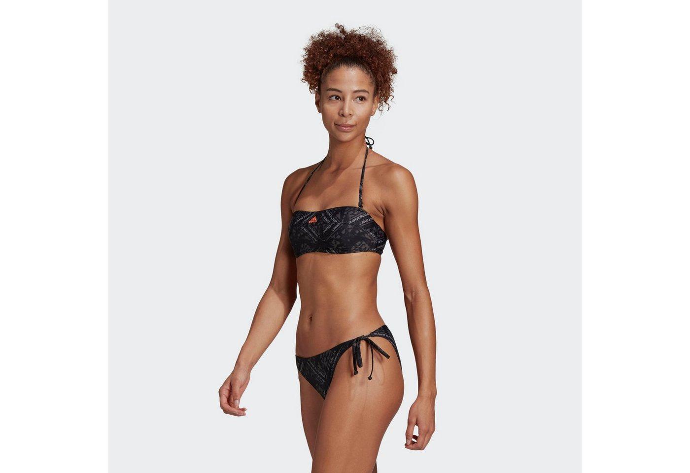Bademode - adidas Performance Triangel Bikini »Festivibes Bikini Set« ›  - Onlineshop OTTO