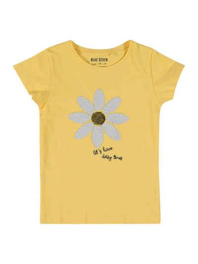 Blue Seven T-Shirt (1-tlg)
