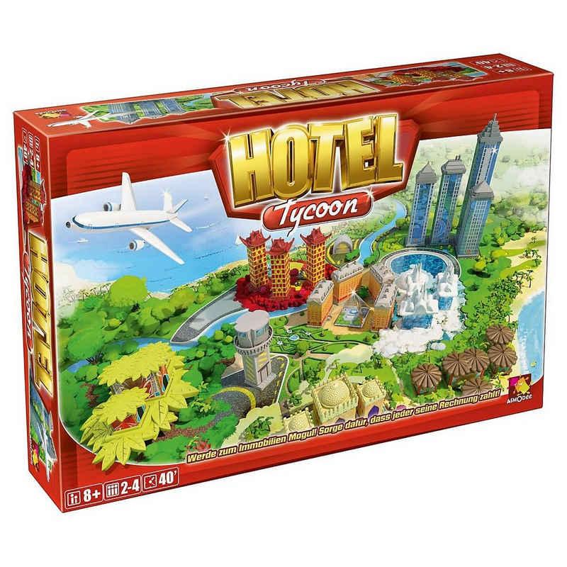 Asmodee Spiel, »Hotel Tycoon«