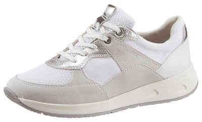 Geox Sneaker mit spezieller Membrane in der Laufsohle