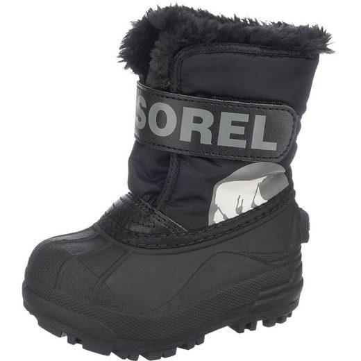 Sorel »SOREL Kinder Winterstiefel SNOW COMMANDER« Winterstiefel