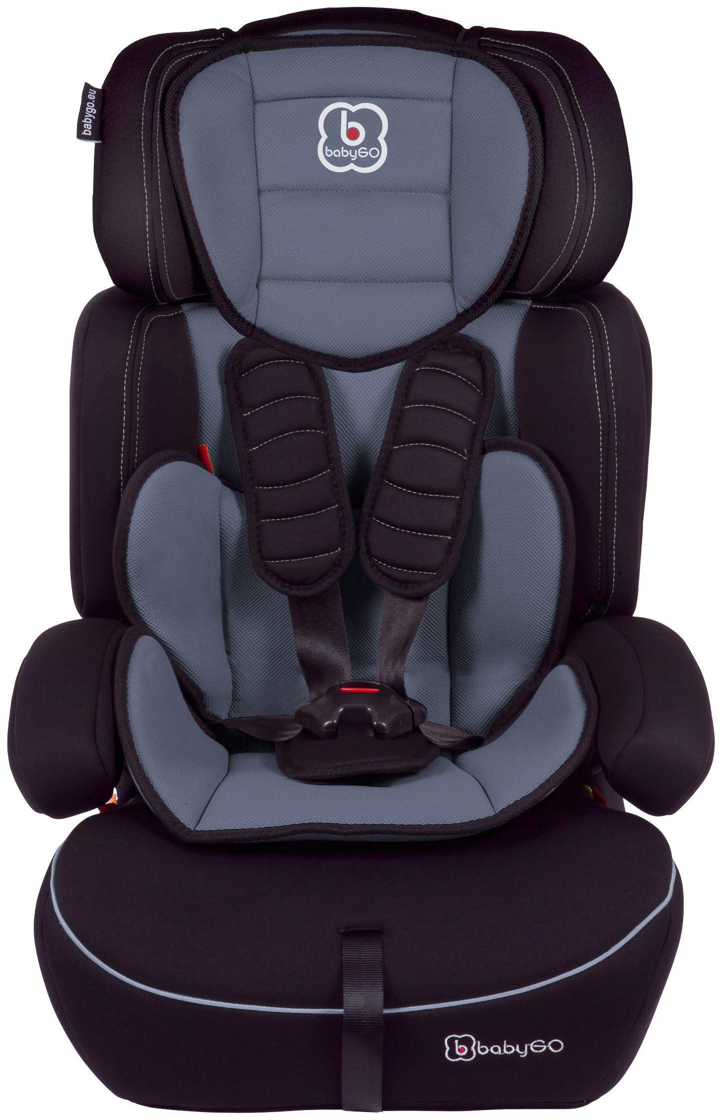I//II//III BabyGo Autokindersitz Motion Gr rot NEU 9-36kg