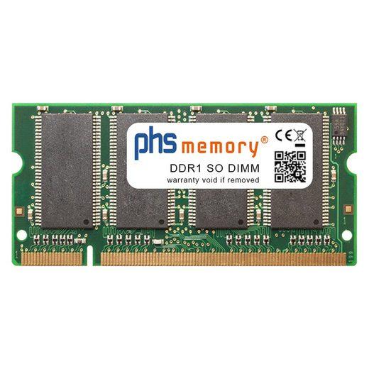 PHS-memory »RAM für HP Color LaserJet CM6049f« Arbeitsspeicher