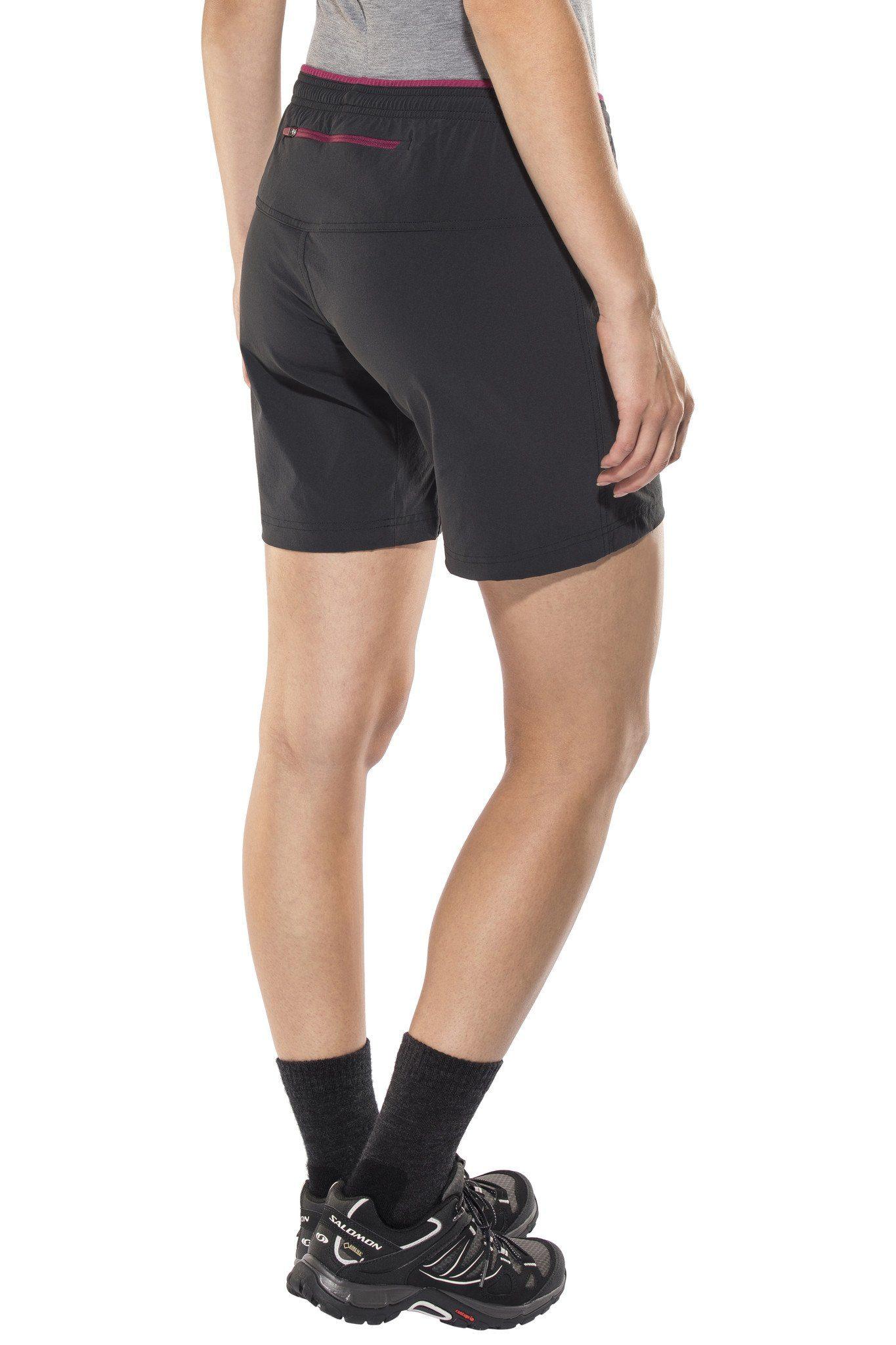 Salewa Hose Pedroc DST Shorts Damen, elastische Taillierung NIBC8X