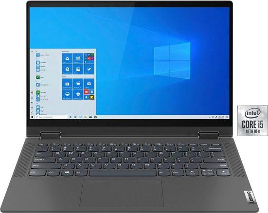 Lenovo IdeaPad Flex 5 81X1001BGE Convertible Notebook (35,6 cm/14 Zoll, Intel Core i5, GeForce®, 1000 GB SSD, inkl. Office-Anwendersoftware Microsoft 365 Single im Wert von 69 Euro)