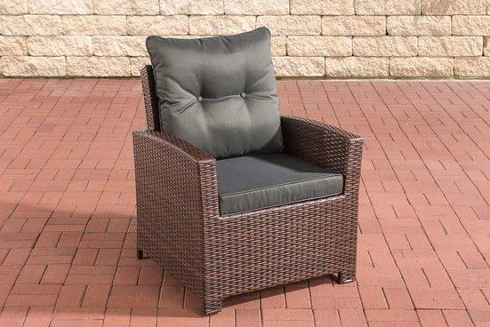 CLP Gartensessel »Sessel Fisolo«, mit Sitzkissen