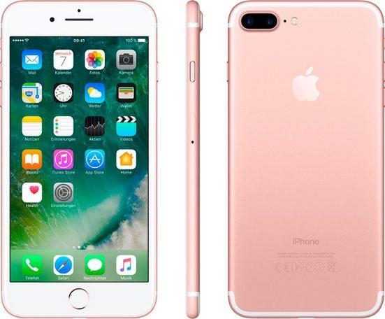 Apple iPhone 7 Plus Smartphone (13,9 cm/5,5 Zoll, 32 GB Speicherplatz, 12 MP Kamera, inkl. Lightning Kabel und Earpods)