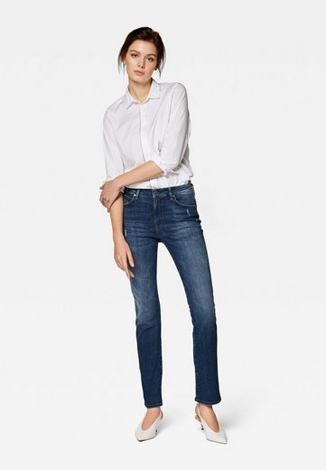 Mavi Straight-Jeans »KENDRA« Gerades Bein