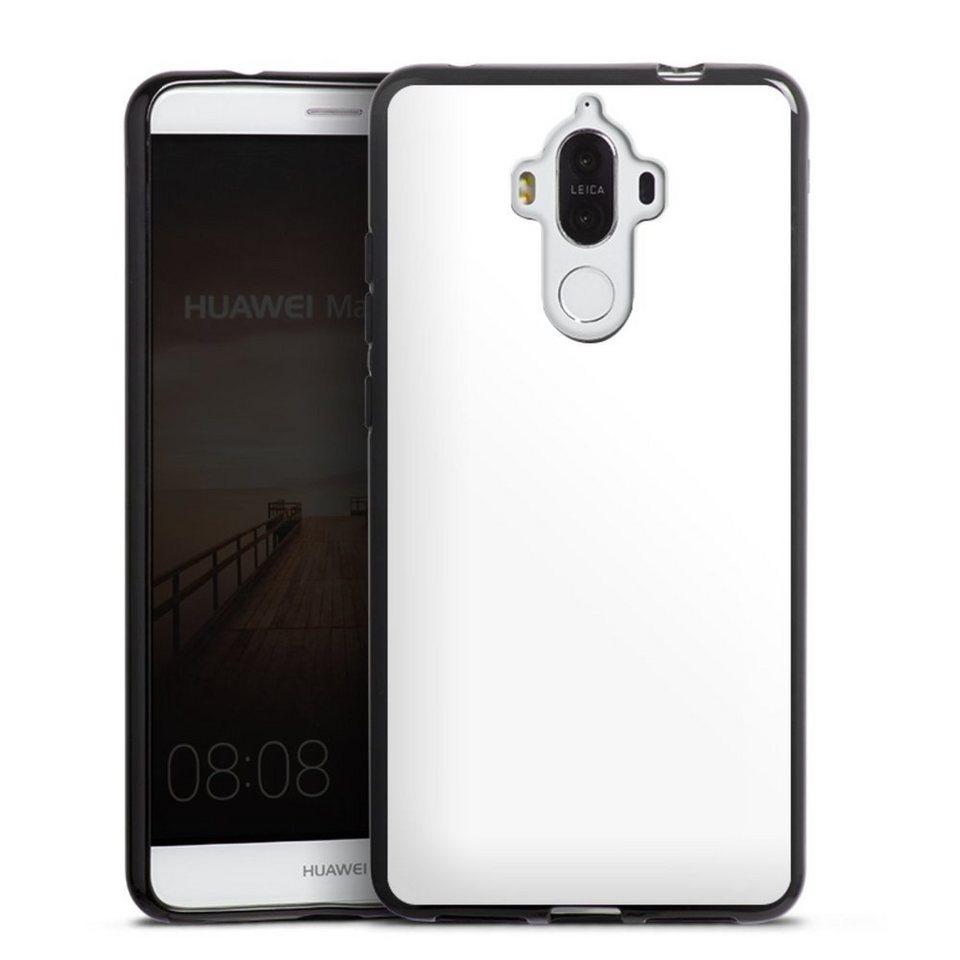 DeinDesign Handyhülle »Brillantweiß« Huawei Mate 9, Hülle ...