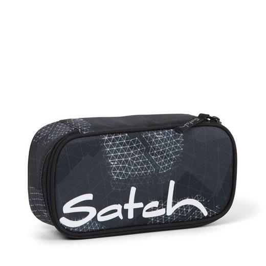 Satch Schulranzen »Schlamperbox Infra Grey + Radierer« (Schlamperbox + Radiergummi), Schulzubehör, Federmäppchen, Schule