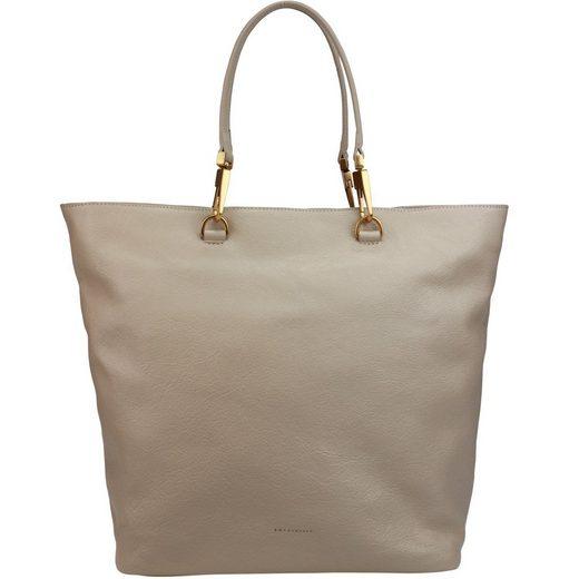 COCCINELLE Roxy Shopper Tasche Leder 44 cm