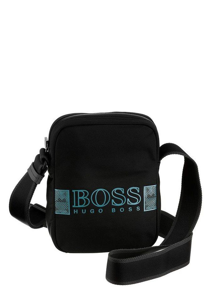 boss -  Umhängetasche »Pixel O_NS zip«, mit modischer Logostickerei