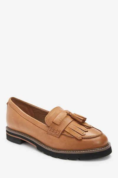 Next »Forever Comfort® EVA-Loafer aus Leder« Loafer (1-tlg)