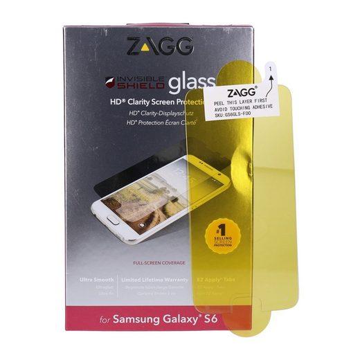 ZAGG Schutzfolie »für Galaxy S6 klarglas«