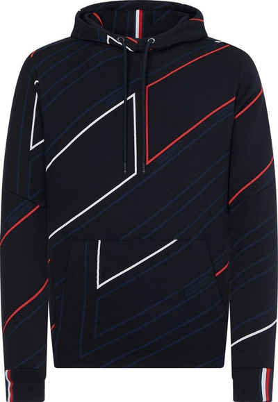 Tommy Hilfiger Sport Kapuzensweatshirt »AOP HOODY«