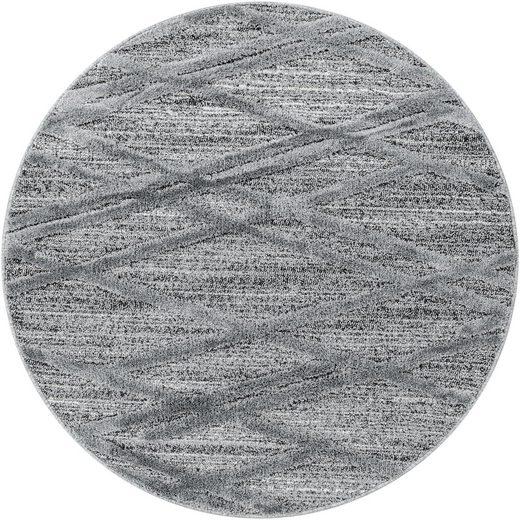 Teppich »PISA 4706«, Ayyildiz, rund, Höhe 20 mm
