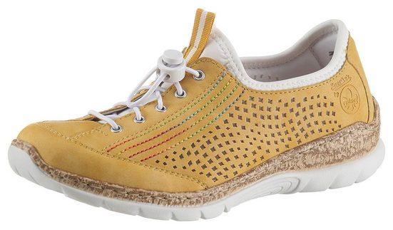 Rieker Slip-On Sneaker mit Stretch-Einstieg