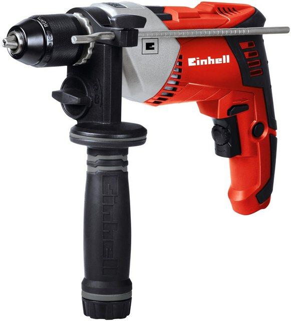 EINHELL Schlagbohrmaschine TE-ID 750/1 E, 750 W
