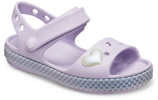 Crocs »Crocband Imagination Sandale« Badesandale mit Klettverschluss