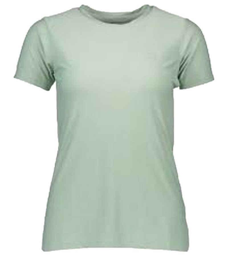 Haglöfs Funktionsshirt »Haglöfs Funktionsshirt modisches Damen Sport-Shirt Freizeit-Shirt Mint«