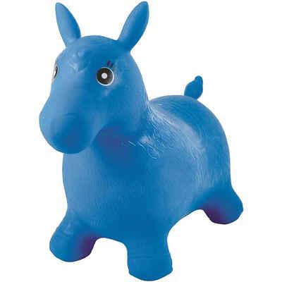 Lexibook® Hüpftier »Aufblasbare blaues Hüpfpferd«