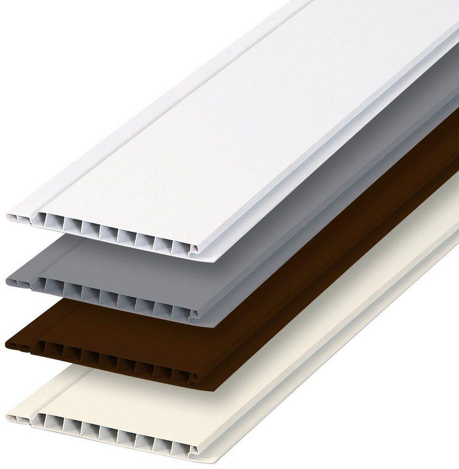 Baukulit Vox Deckenpaneel Basic Line Musterset B10 Set Verschiedene Farben Online Kaufen Otto