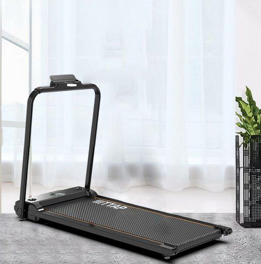 Technofit Laufband »Laufband Fitnessgerät WalkingPad Heimtrainer Geh-/ Lauftraining bis 8km/h«