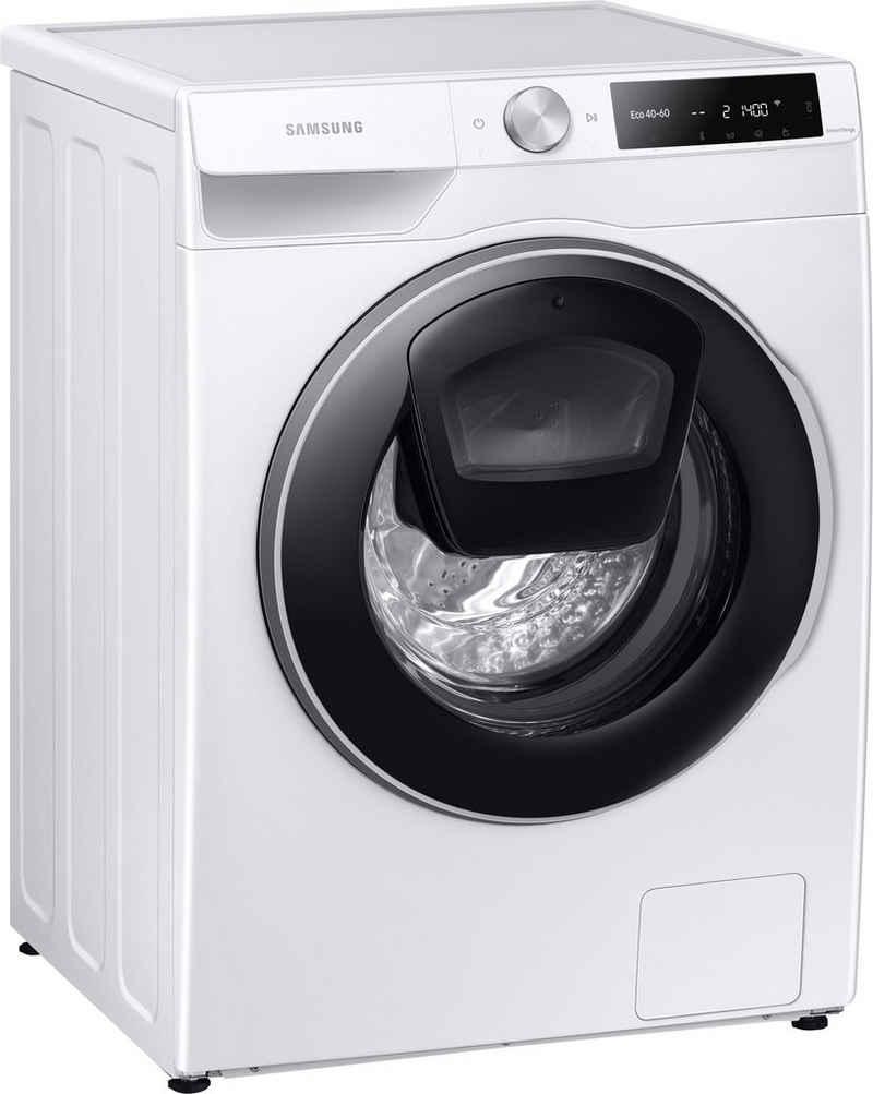 Samsung Waschmaschine WW10T654ALE/S2, 10,5 kg, 1400 U/min, AddWash™