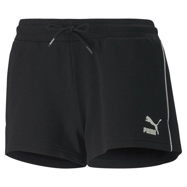 Hosen - PUMA Jogginghose »Classics T7 Damen Shorts« ›  - Onlineshop OTTO