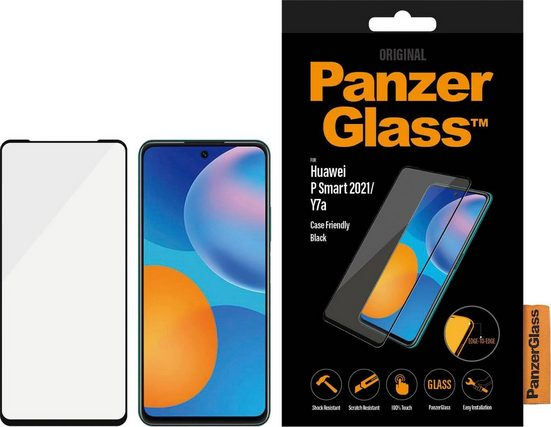 PanzerGlass »5384« für P Smart 2021, Displayschutzfolie