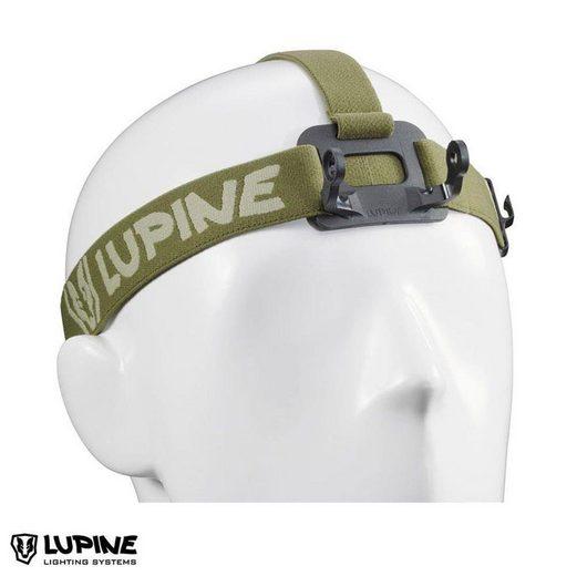 Lupine LED Taschenlampe »Lupine Piko / Piko R Stirnband Standard oliv inkl.«