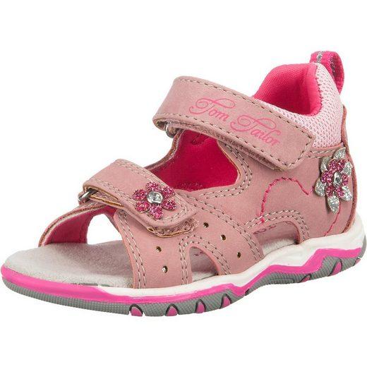 TOM TAILOR »Baby Sandalen für Mädchen« Sandale
