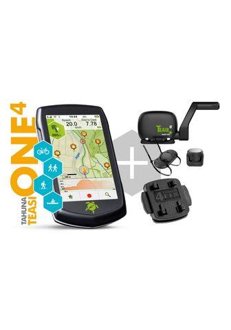 TAHUNA »TEASI ONE4« Outdoor-Navigationsgerät ...