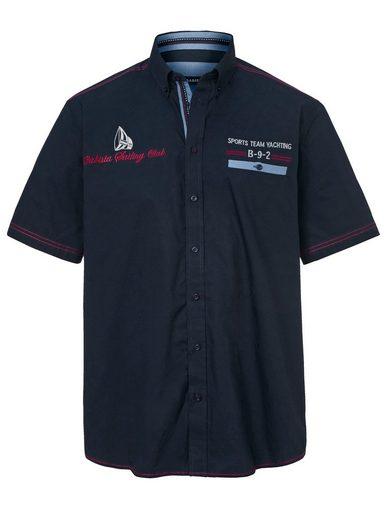 Schlussverkauf Babista Hemd maritimer Style
