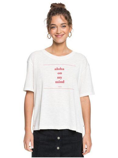 Roxy T-Shirt »The Sweetest C«
