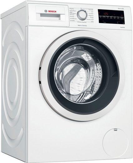 BOSCH Waschmaschine 6 WAG28400, 8 kg, 1400 U/min