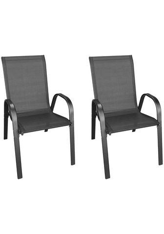Homexperts Poilsio kėdė »Toulouse« (2 vienetai) 2...