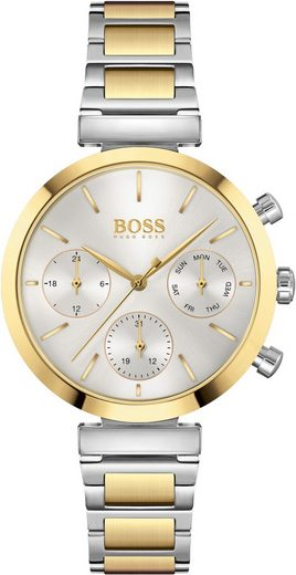 Boss Multifunktionsuhr »Flawless, 1502550«