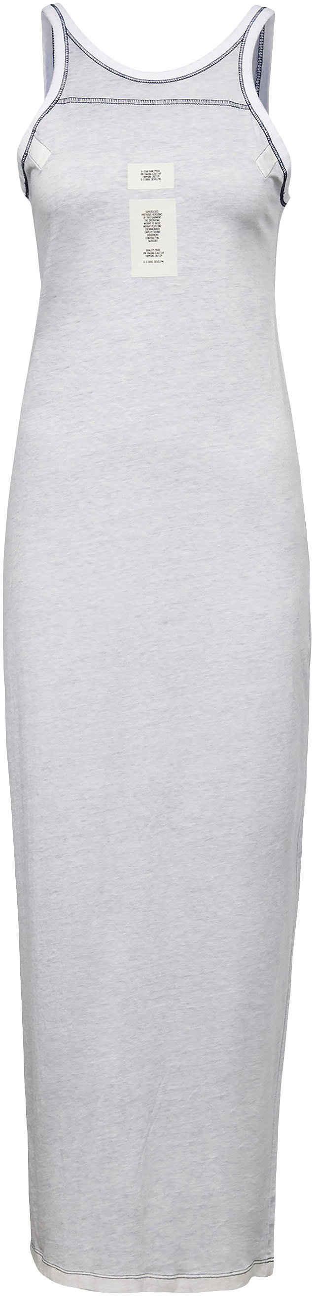 G-Star RAW Shirtkleid »Maxi tank top dress« Tanktop Kleid mit Frontdruck