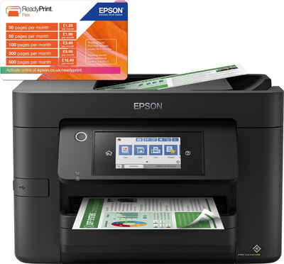 Epson WorkForce Pro WF-4820DWF WLAN-Drucker, (LAN (Ethernet), WLAN (Wi-Fi)