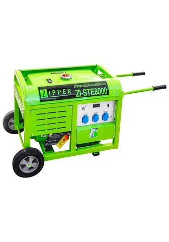 ZIPPER Stromerzeuger »ZI-STE8000« 8 in kW 266...