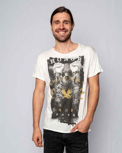 Key Largo T-Shirt »MT HONOR« in tollem Design