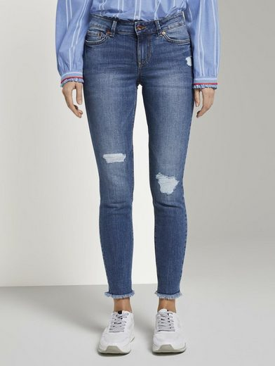 TOM TAILOR Denim Skinny-fit-Jeans »Jona Extra Skinny Jeans«